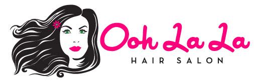 Ooh La La Hair Salon Logo
